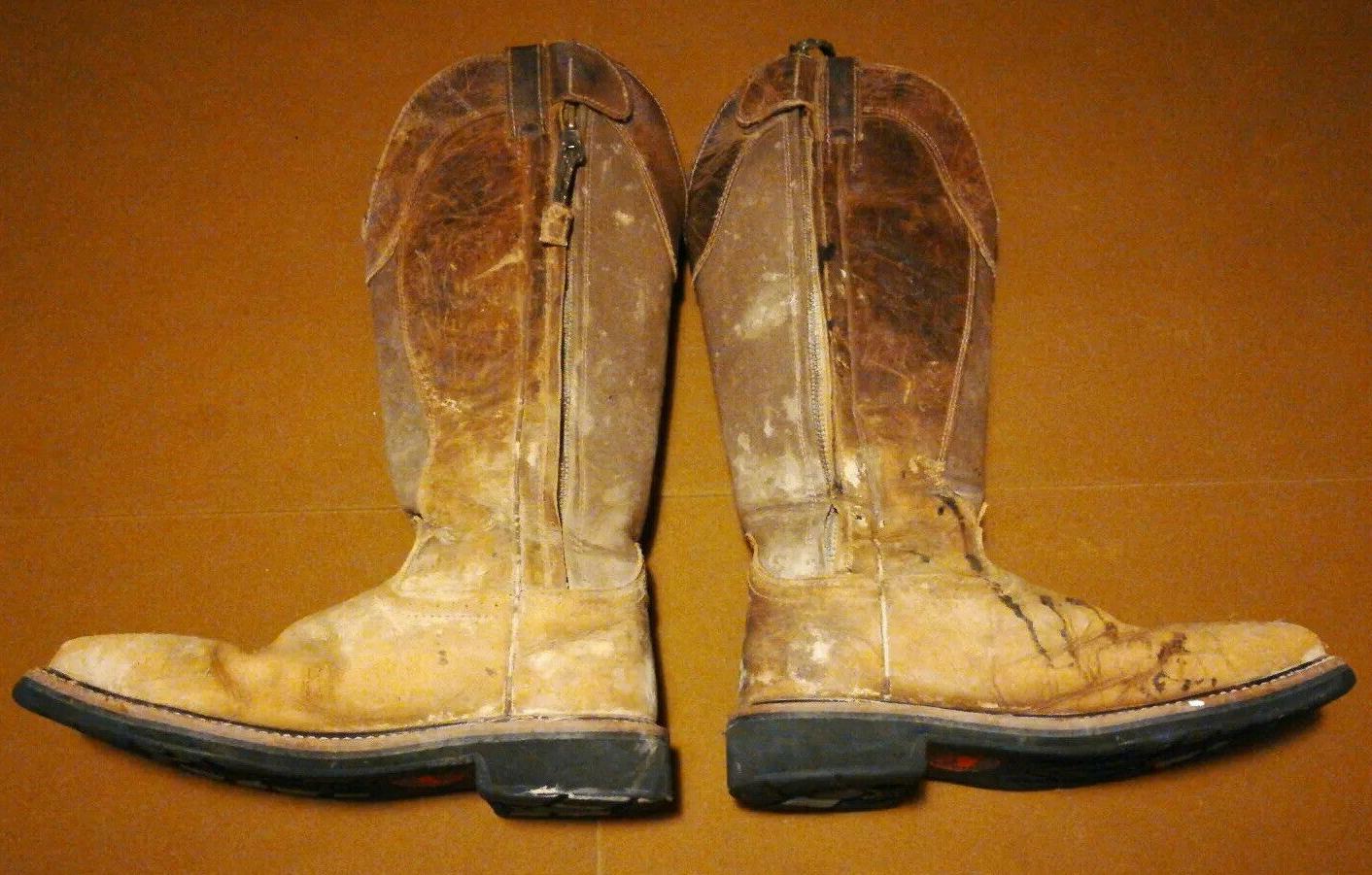 snake proof boots walmart