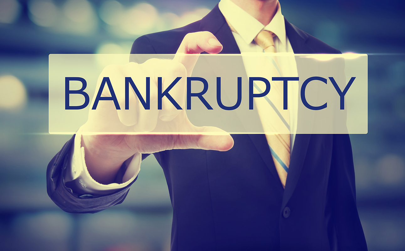 what happens if i declare bankruptcy