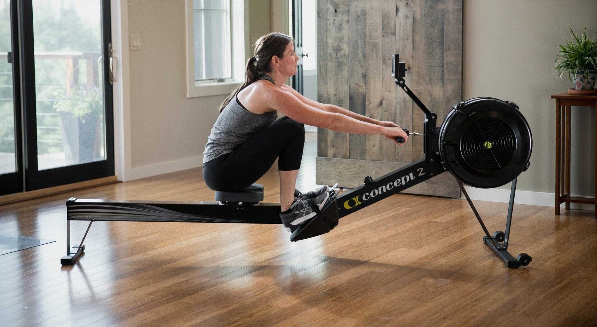 types of exercise machines